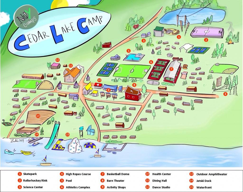 CLC Map